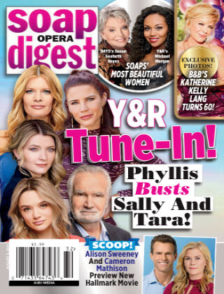 Soap Opera Digest August 9th ,2021