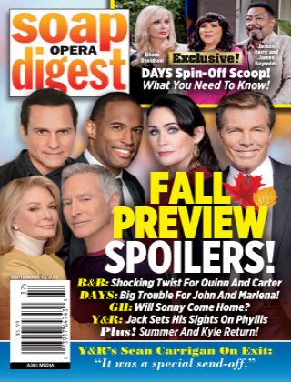 Soap Opera Digest 13-Sep-21