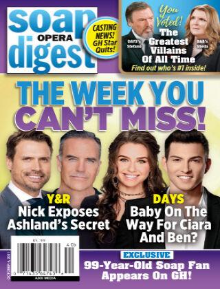 Soap Opera Digest 04-Oct-21