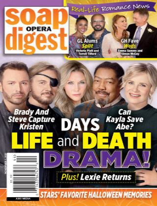 Soap Opera Digest 01-Nov-21