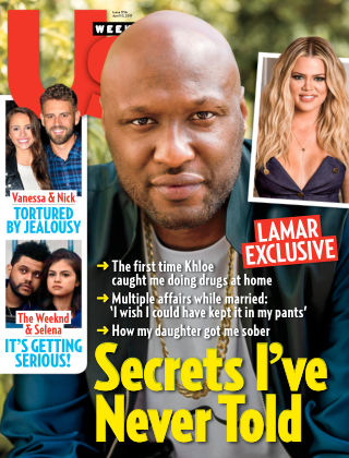 Us Weekly Apr 10 2017