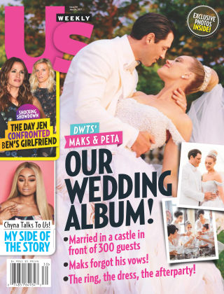 Us Weekly Jul 24 2017