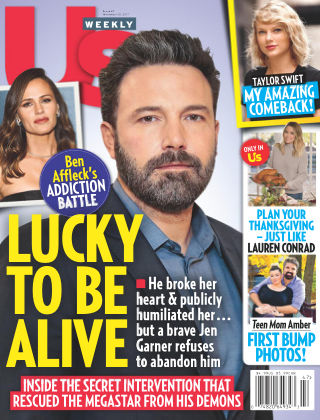 Us Weekly Nov 20 2017