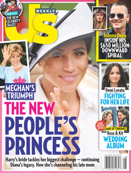 Us Weekly June 28, 2018 00:00