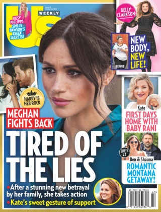 Us Weekly Oct 22 2018