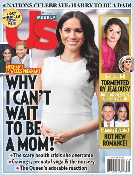 Us Weekly October 19, 2018 00:00