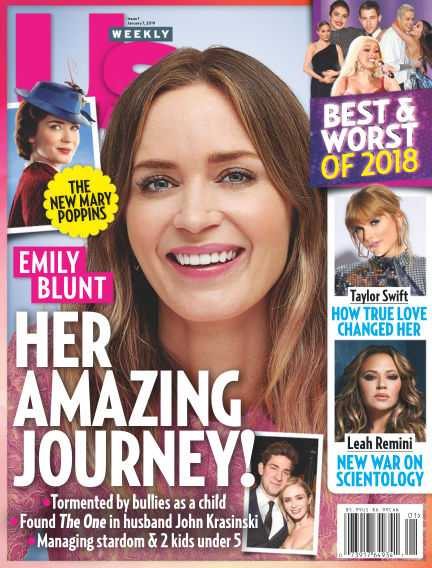 Us Weekly December 28, 2018 00:00