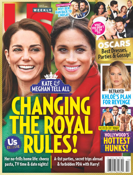 Us Weekly March 01, 2019 00:00