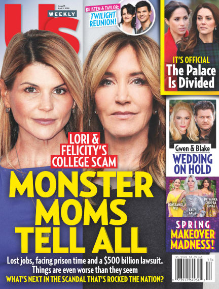Us Weekly March 22, 2019 00:00