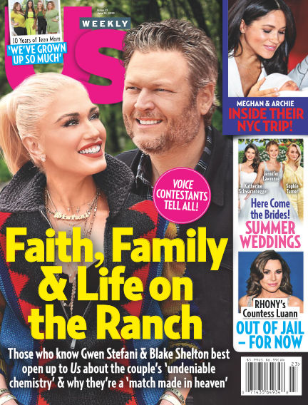 Us Weekly May 31, 2019 00:00