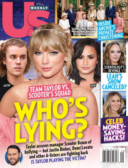 Us Weekly July 12, 2019 00:00
