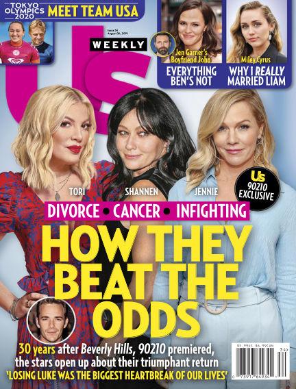 Us Weekly August 16, 2019 00:00