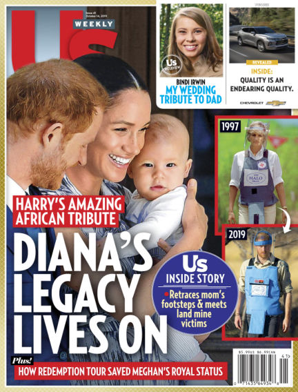 Us Weekly October 04, 2019 00:00