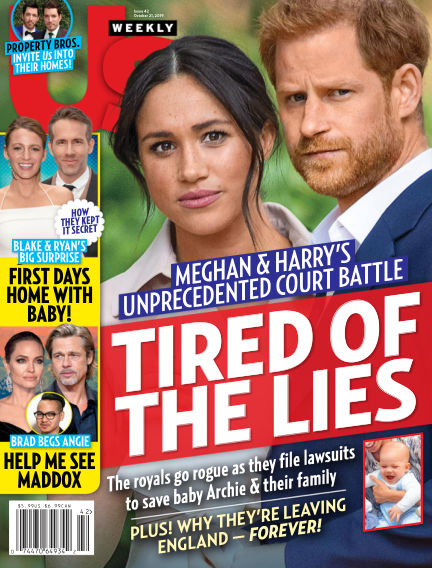 Us Weekly October 11, 2019 00:00