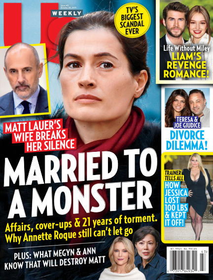Us Weekly October 18, 2019 00:00