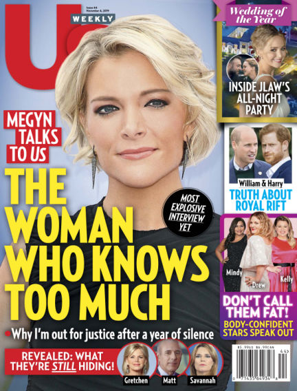 Us Weekly October 25, 2019 00:00