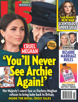 Us Weekly Mar 16 2020