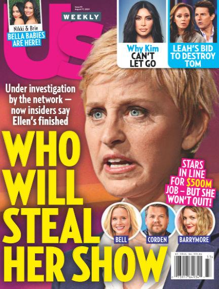 Us Weekly August 07, 2020 00:00