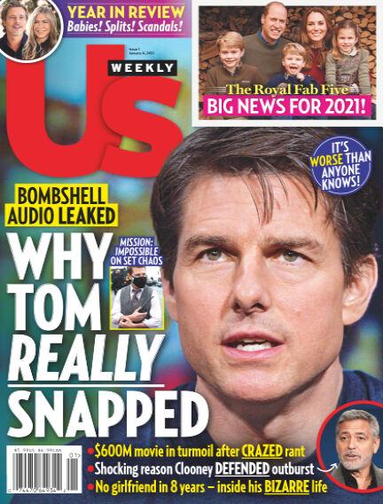 Us Weekly December 25, 2020 00:00