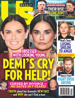 Us Weekly February 15th, 2020