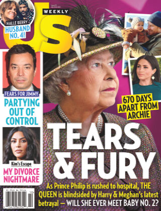 Us Weekly March 8th 2021