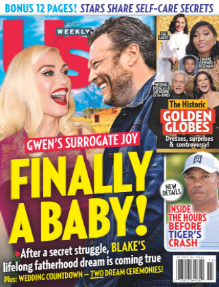 Us Weekly 15th March 2021
