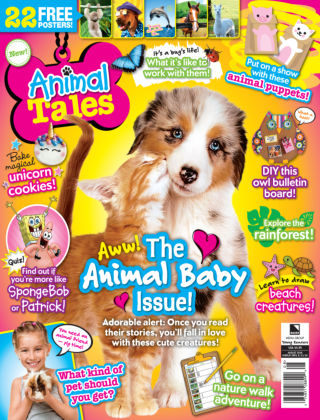 Animal Tales Aug 2018