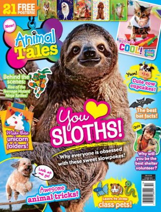 Animal Tales Oct 2018