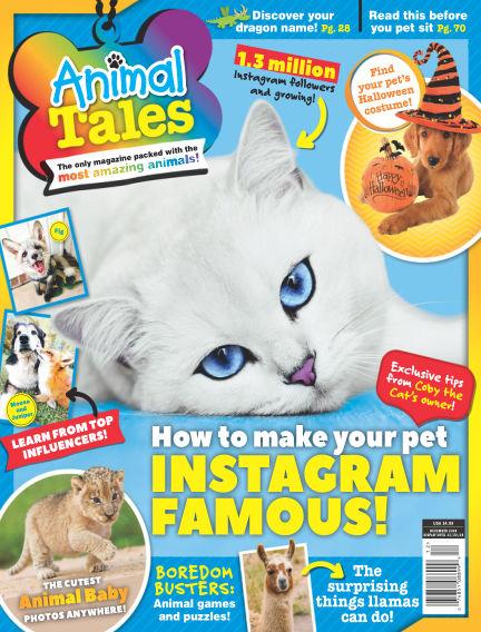Animal Tales October 05, 2018 00:00