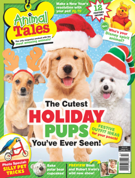Animal Tales November 26, 2018 00:00
