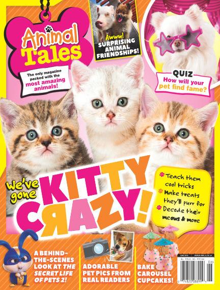 Animal Tales April 19, 2019 00:00