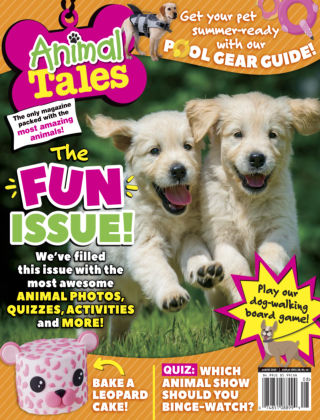 Animal Tales Aug 2019