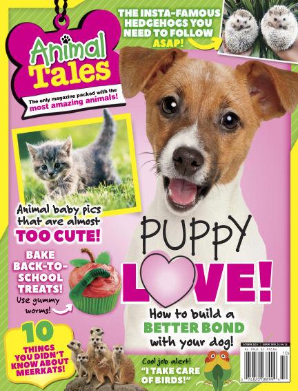 Animal Tales August 09, 2019 00:00