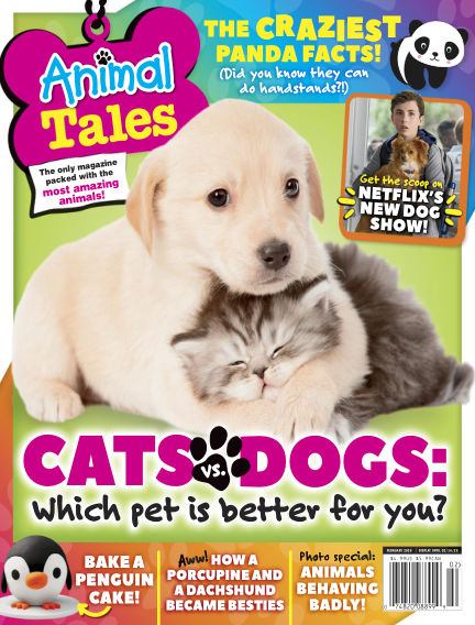 Animal Tales November 22, 2019 00:00