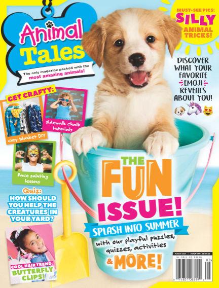 Animal Tales June 12, 2020 00:00