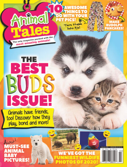 Animal Tales November 20, 2020 00:00