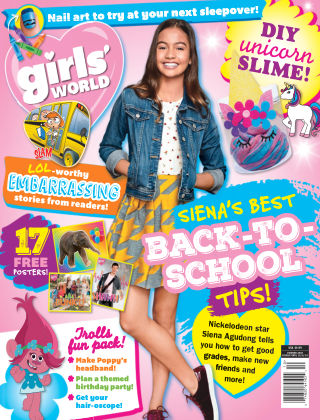 Girl's World Issue 10 - 2018