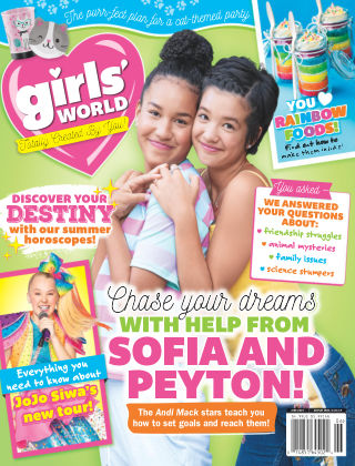 Girl's World Jun 2019