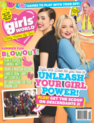 Girl's World Aug 2019