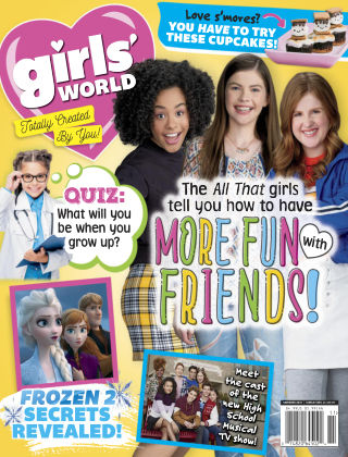 Girl's World Nov 2019