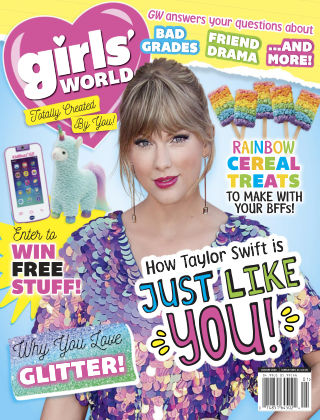 Girl's World Jan 2020