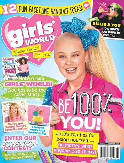 Girl's World May 15, 2020 00:00