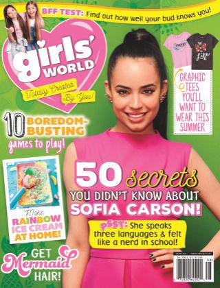 Girl's World August 2020