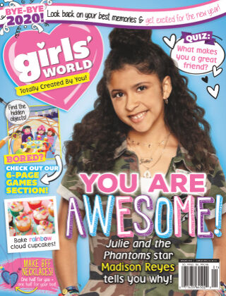 Girl's World December 2020