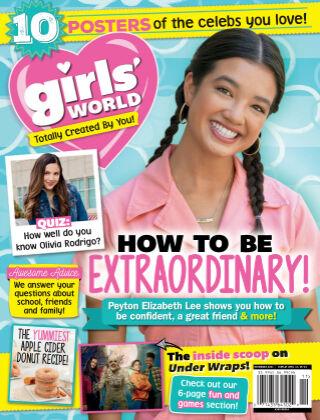 Girl's World November-21