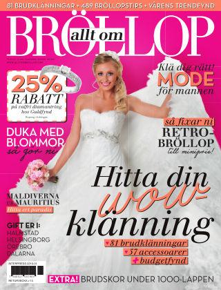 Allt om Bröllop 2013-01-29