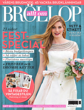Allt om Bröllop 2013-11-26