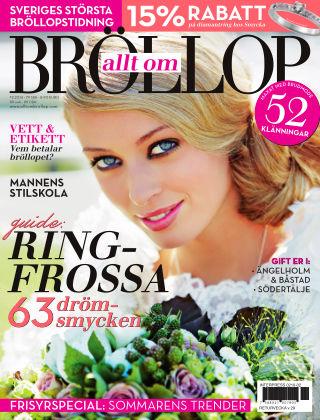 Allt om Bröllop 2014-05-13