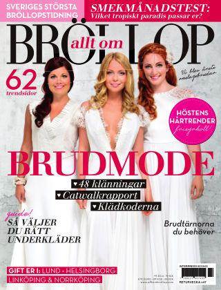 Allt om Bröllop 2014-09-08