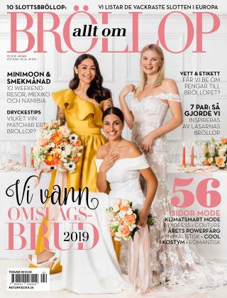 Allt om Bröllop 2019-04-30